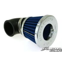 Motorkerékpár légszűrő SIMOTA 90 fok 35mm JS-8209-5